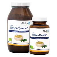 Alvito BasenQuelle?, Glas 90g und 250g