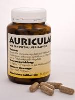 Auricularia-Pilzpulver-Kapseln