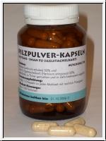 PLEUROTUS-Pilzpulver-Kapseln