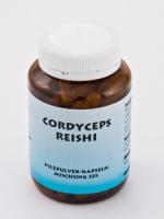 Pilzpulver-Kapseln (Mischung Nr. 335) REISHI-CORDYCEPS