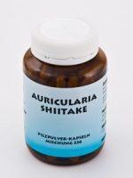 Pilzpulver-Kapseln (Mischung Nr. 336) SHIITAKE-AURICULARIA