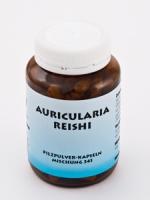 Pilzpulver-Kapseln (Mischung Nr. 341) AURICULARIA-REISHI