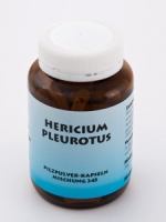 Pilzpulver-Kapseln (Mischung Nr. 345) HERICIUM-PLEUROTUS
