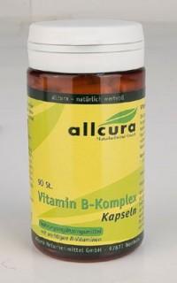 Vitamin B Komplex Kapseln - 90 St.